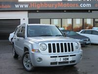 Jeep Patriot 2.0 CRD Limited Station Wagon 4x4 5dr