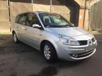 RENAULT GRAND SCENIC 1.9 DCI 7 SEATER 12 MONTHS MOT