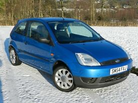 FORD FIESTA 1.2 FIREFLY. *LONG MOT*. FULL SERVICE HISTORY. GREAT CONDITION.
