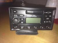 Ford 5000 car stereo radio