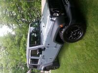 2014 4dr jeep wrangler willys edition