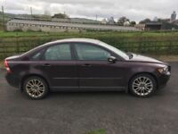 Volvo S40 2.0 Turbo Diesel 2005 - 1 owner from new