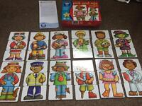 Set of Orchard Toys education games Aged 3+