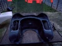 Windshield Honda Goldwing 1977 and support £ 100