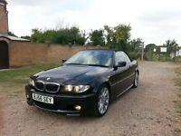 2006 BMW 3 SERIES 2.2 320CI M SPORT 2 DR