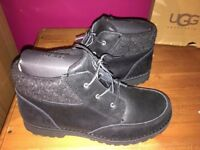 Orin Wool Ugg Boots Size 4 - Brand New