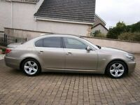 2004 BMW 520I SE 2.2 PETROL IN IMMACULATE CONDITION 1 YEARS MOT