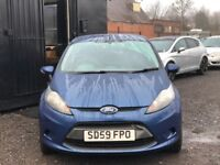 ★ FORD FIESTA 1.2L STYLE + 3 DOOR + NEW SHAPE + BARGAIN ★