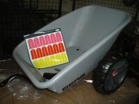 BERG trailer for Buzzy pedal go kart