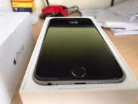 iPhone 6 16GB Space Grey Unlocked.