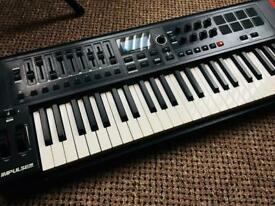 KeyRig Impulse 49 MIDI Keyboard