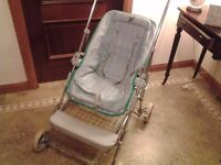 Silver Cross Toddler Pushchair