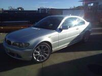 BMW 320CI, COUPE SPORT, 54 REG 2005, AUTOMATIC