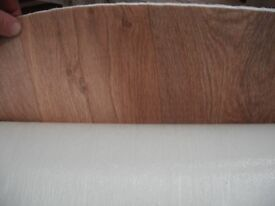 Vinyl flooring Wood Effect, thick, perfect, Brand new, 1m x 1.8m, Last 1 left, Coventry
