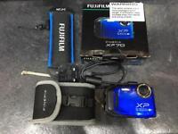 Fuji XP70 - waterproof camera