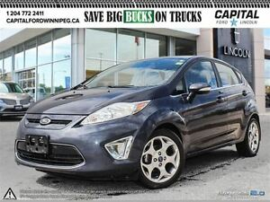 2013 Ford Fiesta Titanium HB *Keypad Entry-Heated Seats*