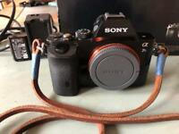 Sony A7S camera body Excellent condition 2 batteries