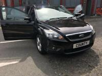 60 Focus 1.6 TITANIUM ,Recent Cambelt Change,1 Yr. Mot 1 Owner, Service History,Black , Choice
