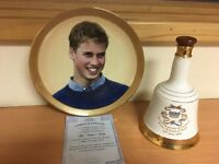 collectors items of prince william