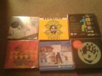 rare cd joblot including tom ze , mr bongo and latin beats