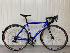 "Ribble Audax Veloce Alu/Carbon Road Bike NEAR NEW!! (21""/54cm)"