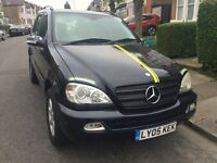 2005 Mercedes-Benz M Class, AUTOMATIC, DIESEL, LEATHER/NAV, 7 SEATER