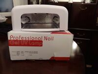 Ladies Nail bar, use to dry your nails as the salon's have,