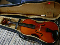 "Andreas Zeller (Stentor) 15"" viola in excellent condition - half price bargain (RRP nearly £400)"