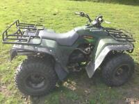 Kawasaki KLF 300 farm quad
