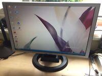 """19"""" LCD TFT Widescreen Flat Monitor - Hanns G - HW191D"""