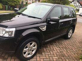 Land Rover free lander 2 with 15 month warranty