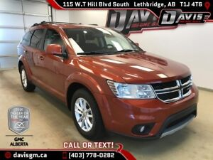 Used 2013 Dodge Journey SXT-7 Passenger, Back Up Camera