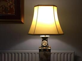 Table lamp high in total 77 cm
