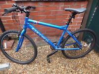 Carrera Subway All Terrain 21 Speed Medium size Bike, as new but stored.