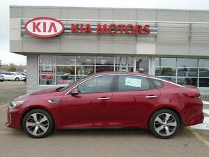 2016 Kia Optima SX TURBO Bi-weekly only $94*/WEEK NEW VEHICLE