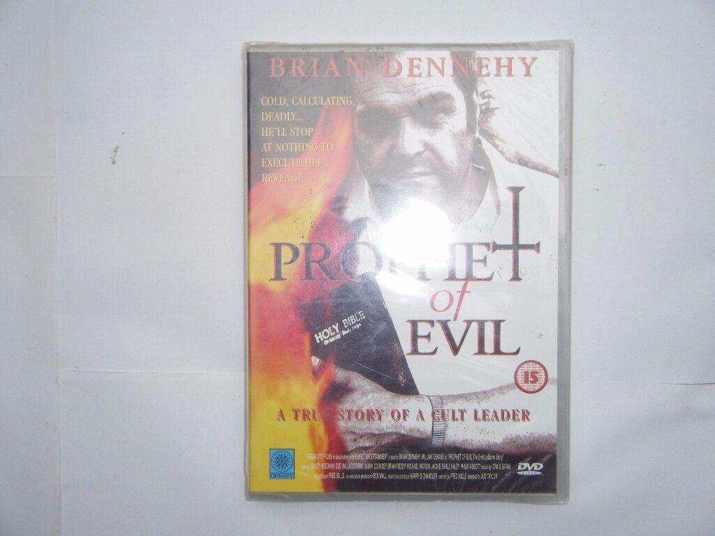 Prophet of evil. DVD. New in packaging