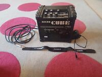 Micro Cube Guitar Amplifier