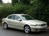 2008 (08) Jaguar X-Type 2.2 D SE Automatic 4dr - NAVIGATION HEATED LEATHER BLUETOOTH