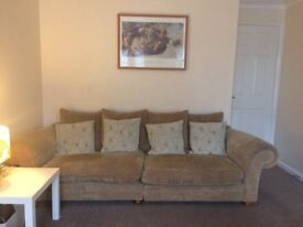 4 Seater Sofa from Furniture Village with Removable Covers