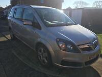 Vauxhall Zafira 1.8