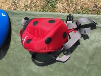 Little Life Toddler Backpack with rein strap