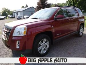 2012 GMC Terrain SLE Remote Start. Reverse Camera