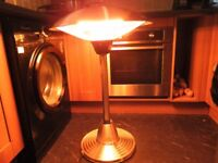 firefly table top patio heater.