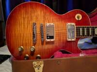 Gibson Les Paul standard w/upgrades may trade