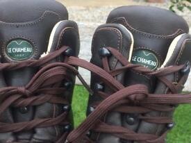 """""""Le Chameau boots"""