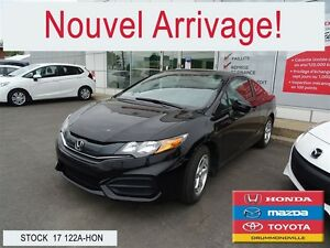 2014 Honda Civic LX+BLUETOOTH+REG.VITESSE+A/C