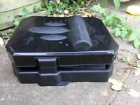 Collapsible camping bin