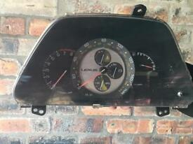 Lexus is200 dash clocks