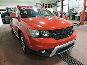 2016 Dodge Journey CROSSROAD, AWD, NAV, TOIT, 7 PASSAGERS West Island Greater Montréal image 3