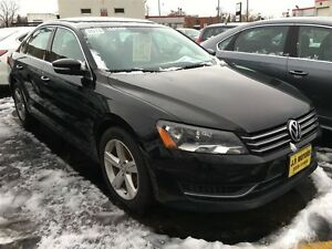 2015 Volkswagen Passat Comfortline, Automatic, Leather, Heated S